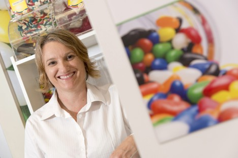 GHI researcher Dr Tracy Comans