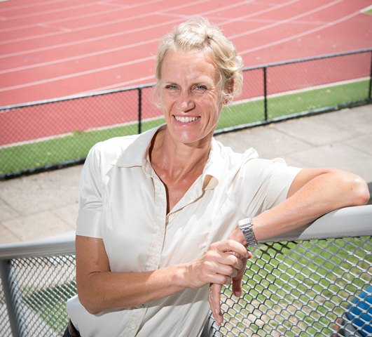 Olympic gold medallist and manager of Griffith Sports College, Naomi McCarthy, is among the speakers at the 2017 Future Leaders Retreat.