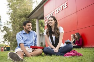 Students rank their educational experience at Griffith above the national average.