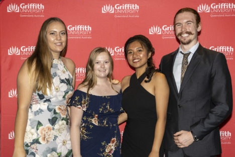 Griffith Business School Co-curricular awards